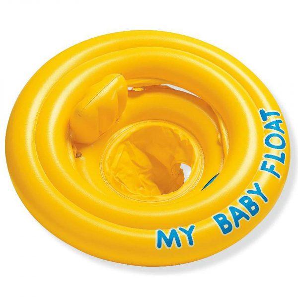 "Bóia Insuflável para Bebé ""Baby Float"" INTEX #56585"