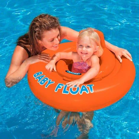 "Bóia Insuflável para Bebé ""Baby Float"" INTEX #56588"