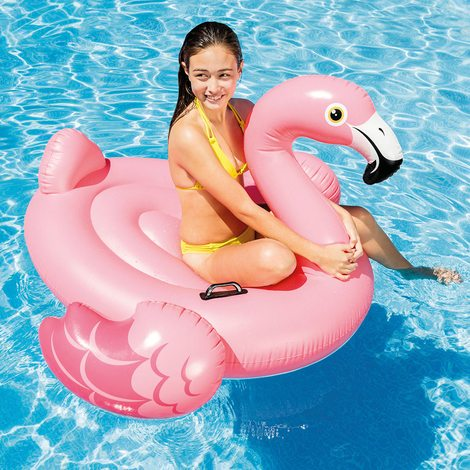 Flamingo Insuflável INTEX #57558