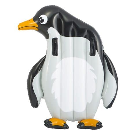 Colchão Insuflável Formato Pinguim INTEX #58151