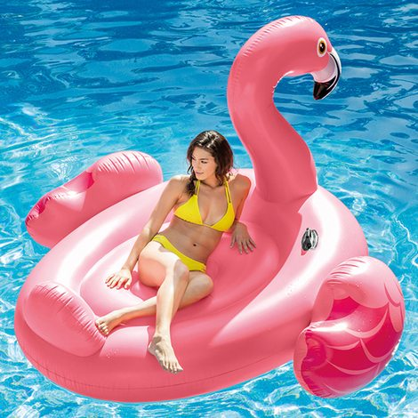 Flamingo Insuflável Gigante Intex #56288