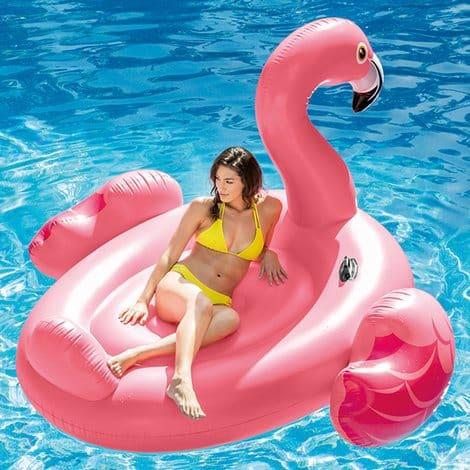 Flamingo Insuflável Gigante Intex #56288