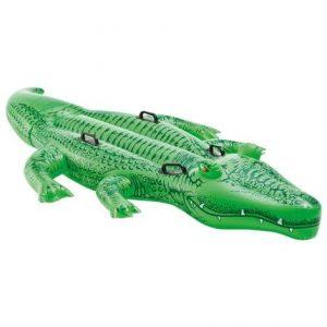 Crocodilo Insuflável Grande Intex #58562