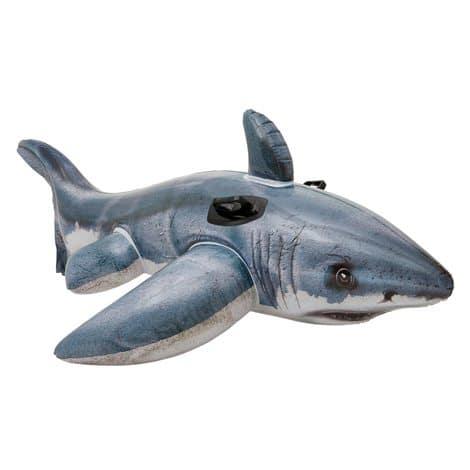 Tubarão Branco Insuflável Intex #57525