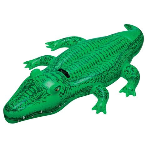 Crocodilo Insuflável Intex #58546