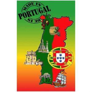 Toalha de Praia Microfibra Made In Portugal 180 x 100 cm