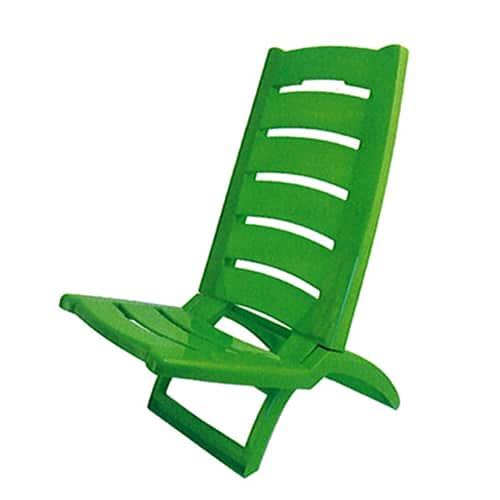 Cadeira Praia de Plástico Vered