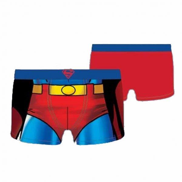 Calções de Banho para Criança Super-Homem