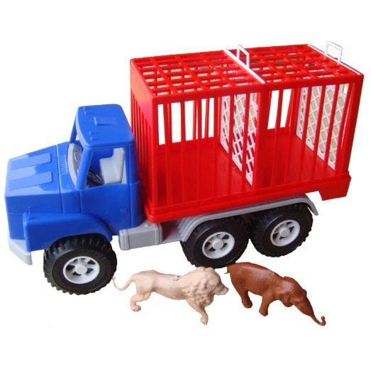Camião com Animais