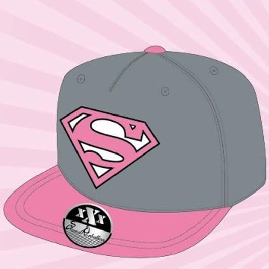 Cap Criança SuperGirl
