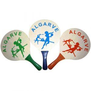 """Raquetes de Praia Clássicas """"Algarve"""""""