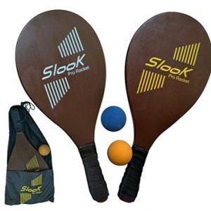 Raquetes S'Look Pro Racket Castanhas
