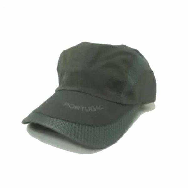 "Nylon Cap With Small Side Letters ""Portugal"""