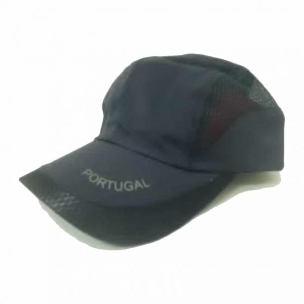"""Nylon Cap With Small Side Letters """"Portugal"""""""