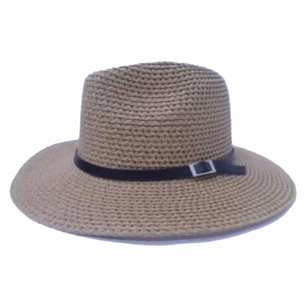 Unisex Hat Thin Straw