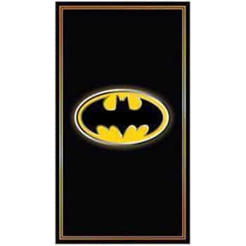 Toalha de Praia Microfibra Batman 180 x 100 cm