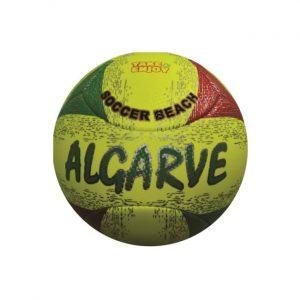 "Bola de Praia Pequena ""Soft"" Cruz Tricolor Algarve 2"