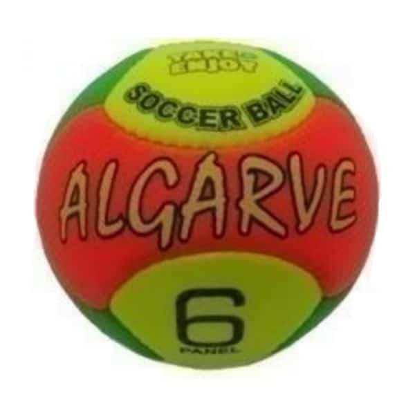 """Bola Pequena de Praia """"Soft"""" Algarve Futebol Tradicional"""