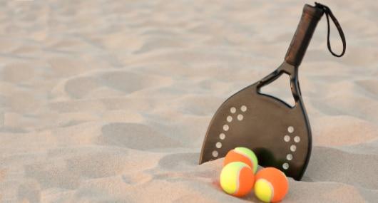 Casa de Praia - Raquetes de Praia