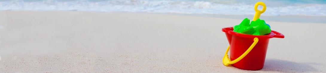 Casa de Praia - Baldes e Pás