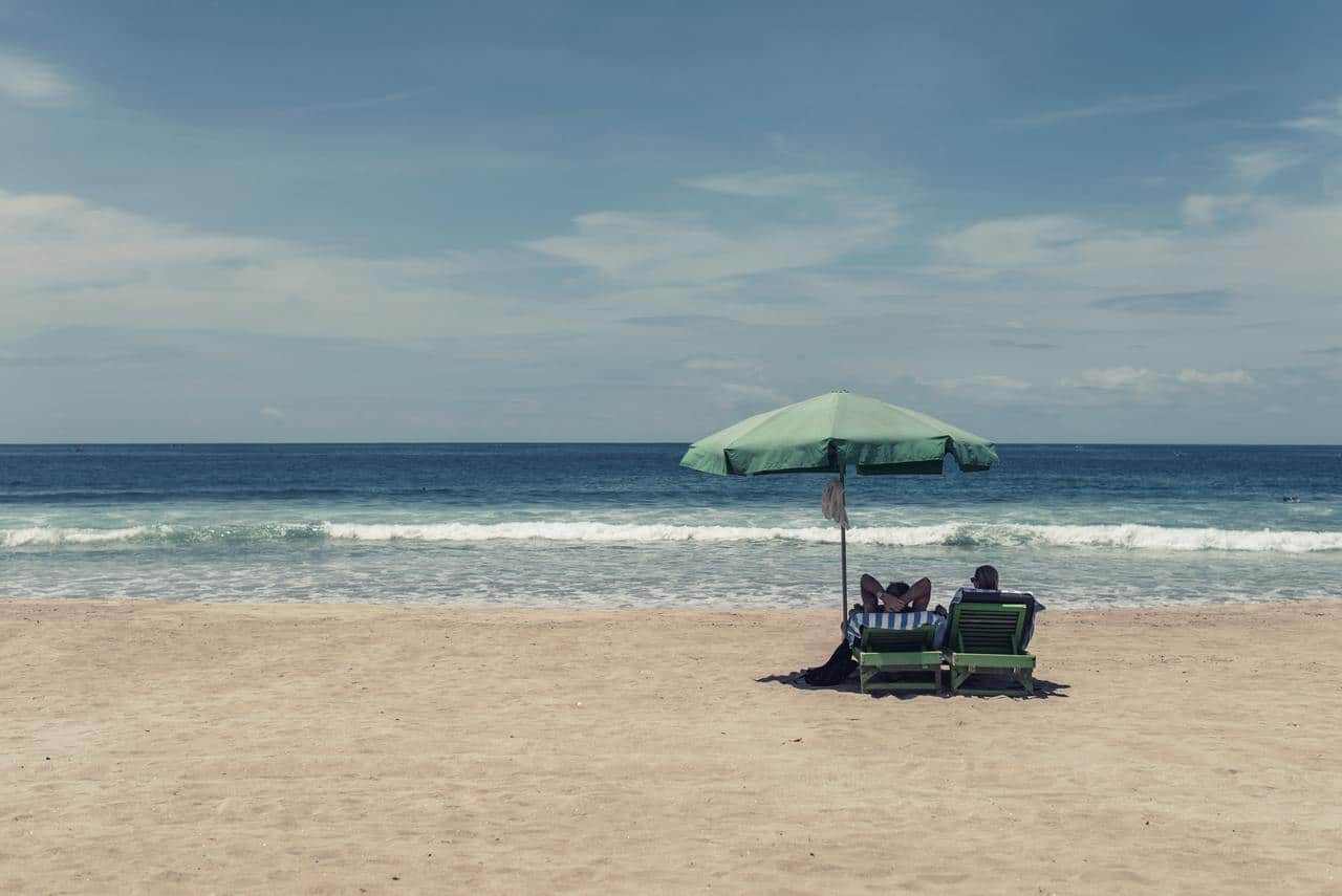Casa de Praia - Guarda-Sóis