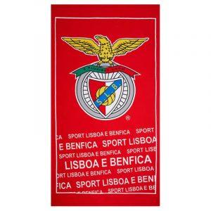 Toalha Sport Lisboa e Benfica SLB