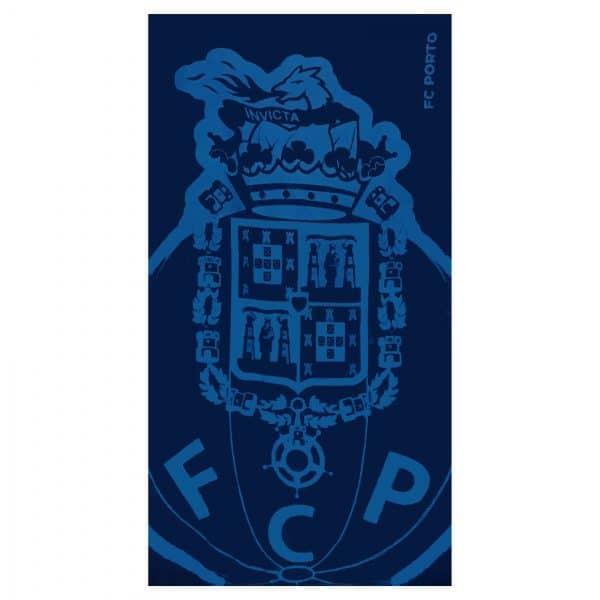 Toalha de Praia Microfibra FC Porto Licenciada