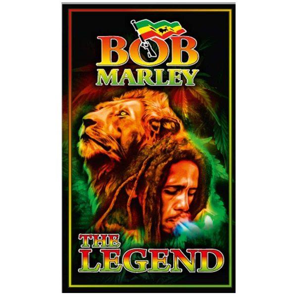 Bob Marley the Legend Microfiber Beach Towel 180 x 100cm