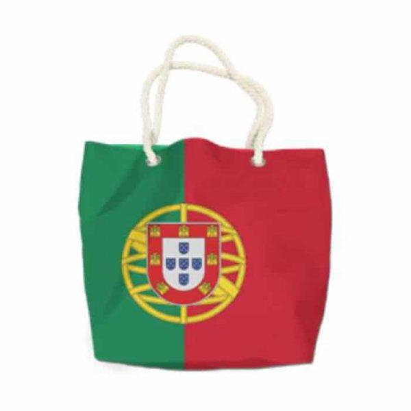 Saco de Praia com alça em corda Portugal