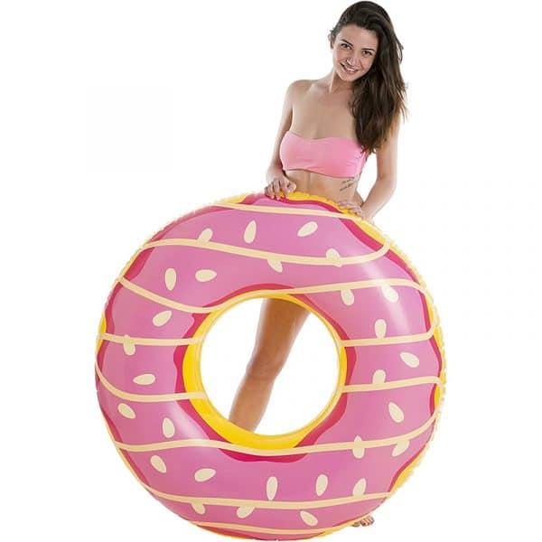 Bóia Insuflável Donut Jilong