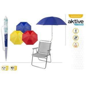 Guarda-Sol para Cadeira de Praia de TNT Aktive