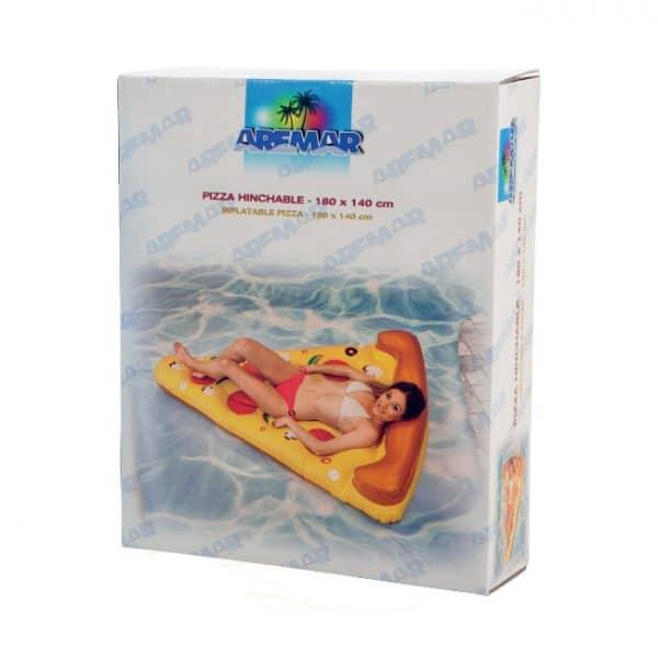 Pizza Insuflável Aremar