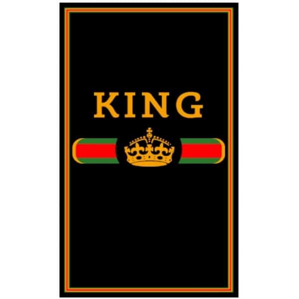 Toalha Praia Microfibra King